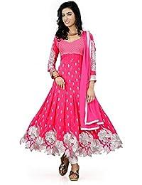 230cbbc0da Amazon.in  Georgette - Salwar Suits   Ethnic Wear  Clothing ...