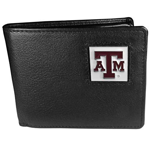 Siskiyou NCAA Texas A & M Aggies Leder-Brieftasche -