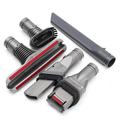 KUNSE 5Pc Home Reinigung Pinselwerkzeug Kit Staubsauger Pinsel Boden Entferner Hoover Werkzeug Für Dyson