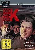 Drei von der K - Die komplette Serie [2 DVDs]