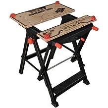Black & Decker WM1000-XJ Workmate 1000 - Mesa de trabajo para rebajadoras