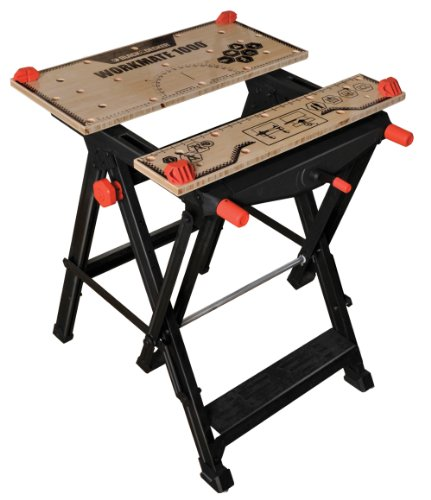 Black + Decker Workmate 1000 WM1000-XJ Clamping Table