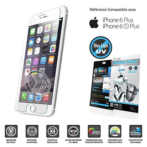 x-one-armorvisor-film-de-protection-screen-protector-apple-iphone-6-plus-6s-plus-filtre-anti-lumiere