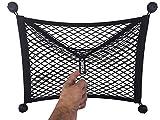 FixSac Filet de Rangement pour les Véhicules Utilitaires 40 x 34 cm...