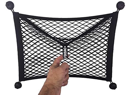 FixSac Filet de Rangement pour les Véhicules Utilitaires 40 x 34 cm