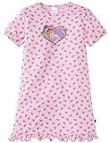 Schiesser Mädchen Nachthemd Prinzessin Lillifee 1/2, Rot (Rosa 503), 92