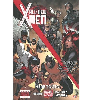 All-New X-Men: Here to Stay (Marvel Now) Volume 2 (All-New X-Men) (Hardback) - Common