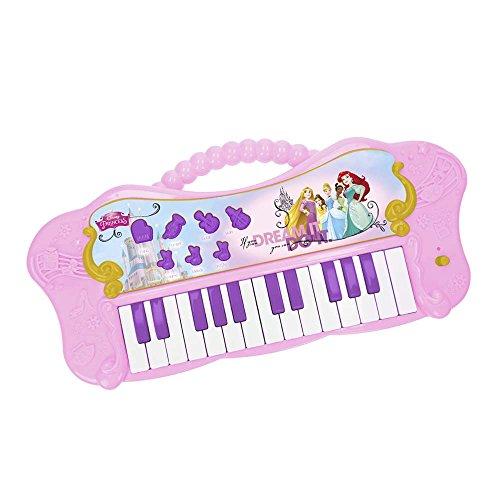 Reig 5290 Prinzessinen Disney Princess Elektronische Orgel mit 25 Tasten Preisvergleich