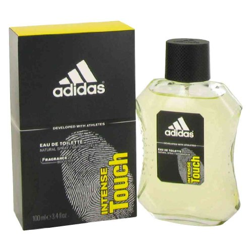 adidas Intense Touch Eau De Toilette Spray for Men, 100ml