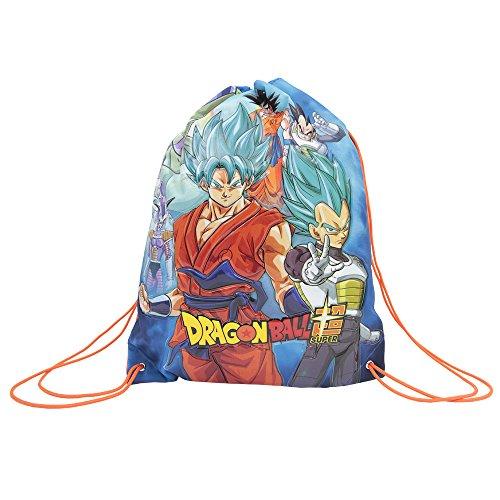 Dragon Ball 18 Zaino Bolsillo suelto para mochila, Varios colores (Sta
