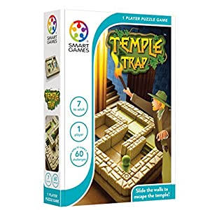 smart games – Juego de Mesa Temple Trap