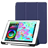#3: ProElite Smart Trifold Flip Case Cover for Apple iPad 9.7