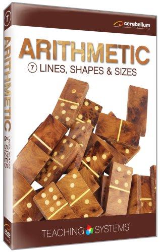 Arithmetic Module 7: Line Shapes & Sizes [DVD] [Import] Co-line Modul