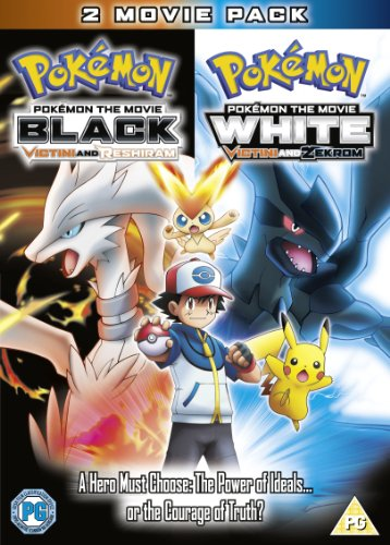 Image of Pokémon the Movie: Black & Pokémon the Movie: White (Double Pack) [DVD]
