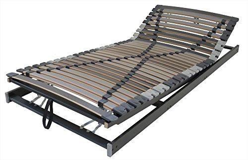Betten-ABC Lattenrost XXL - Extra Stabil Max1, Verschiedene Ausführungen, belastbar bis zu 280 kg - Grösse XXXL K+F (bis 280 kg) - Härtegrad 140 x 200 cm