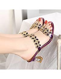 Y Cristal Complementos 6hao Zapatilla La Shop es De Zapatos Amazon nzI8xw