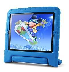 Schützen Sie Ihr iPad vor Kratzern und Rissen mit brandneuem und buntem Lavolta Eva iPad Case. Dieses Case hält Ihr iPad in einer bequemen Position mit einfachem Zugriff auf alle Tasten und Anschlüsse. Lavolta Eva iPad Case ist aus dauerhaftem EVA-St...
