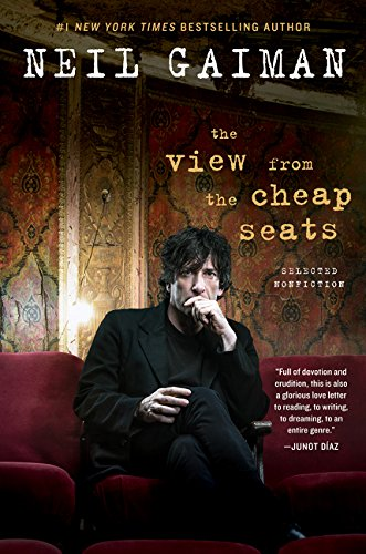 The View From The Cheap Seats por Neil Gaiman