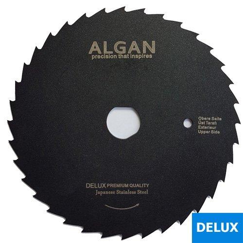 ALGAN Teflonbeschichtetes Kebab Kreismesser Dönermesser KTS-D90 DELUX