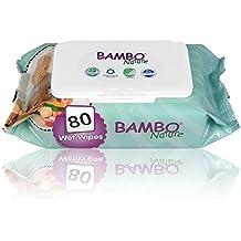 Toallitas Húmedas Bambo 80 Unidades