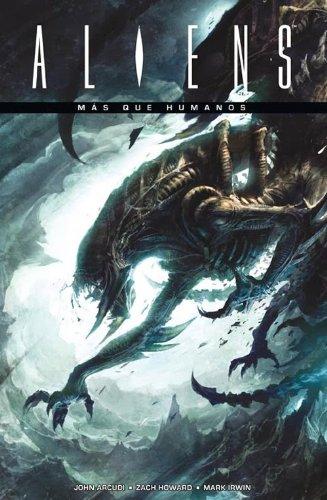 Aliens: Más que humanos (Colección Alerta)