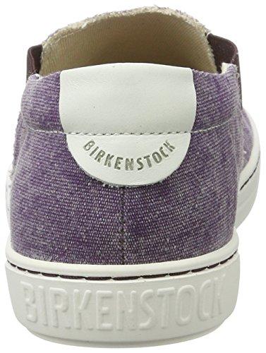 Birkenstock - Barrie Tx, Mocassini Donna Viola (Purple)