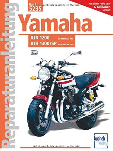 Yamaha XJR 1200 / 1300 (Reparatu...