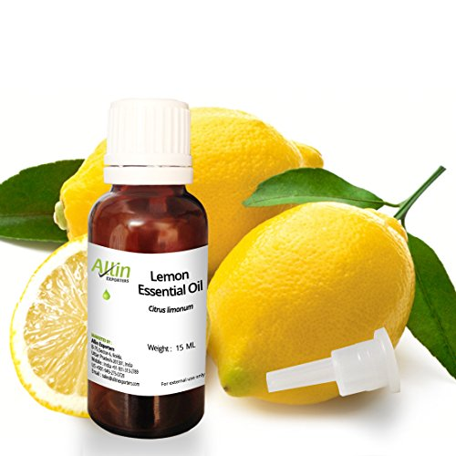 Allin-Exporters-Steam-Distilled-Lemon-Essential-Oil-100-Pure-Natural-and-Therapeutic-Grade-Enriched-in-Vitamin-C-and-Natural-Antioxidants-Ideal-for-Aromatherapy-for-DIY-Products-Diffuser-Ready-Perfect