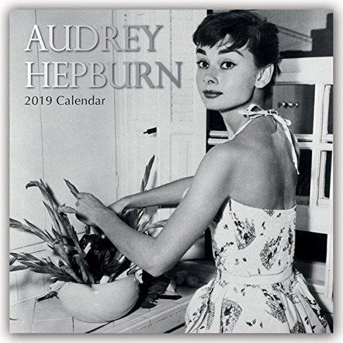 Audrey Hepburn 2019 - 16-Monatskalender: Original The Gifted Stationery Co. Ltd [Mehrsprachig] [Kalender] (Wall-Kalender)