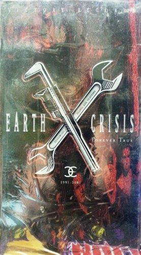 Preisvergleich Produktbild EARTH CRISIS - 1991-2001 FOREVER TRUE -VIDEO- (1 DVD)