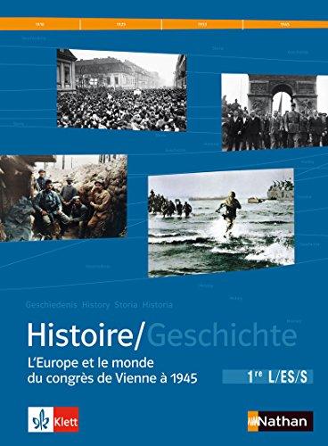 Manuel d'histoire franco-allemand Tome 2 - Version française