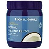 Higher Nature Omega Excellence | Organic Coconut Butter | 1 x 400G