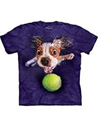 The Mountain Child Underwater Dog Monty Seth Casteel T Shirt