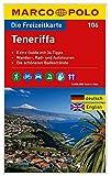 MARCO POLO Freizeitkarte Teneriffa 1:110:000 -