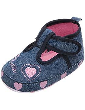 PAOLIAN Verano Zapatos Para Bebé Niñas Zapatos de Primeros Pasos Antideslizante Breathable Suela Blanda Casual...