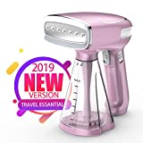 Likuche Clothes Steamer,1500W Handheld Garment Steamer with 250ml,25s Fast Heat-up Steamers for clothes,Protable Fabric Steamer