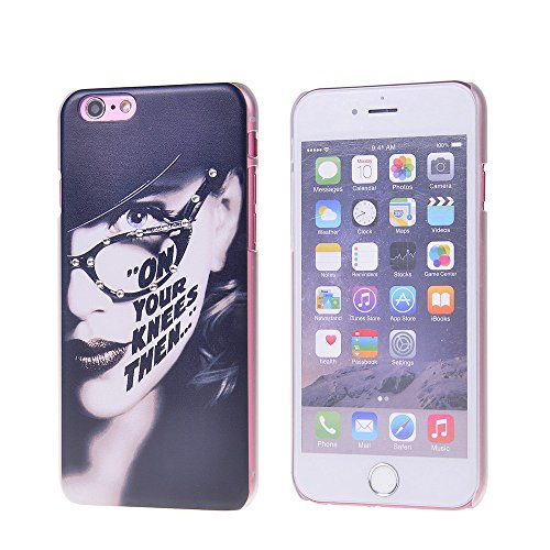 iPhone 6S H¨¹lle,COOLKE [009] Fashion Shiny 3D Diamond Bling Armor Hard Case Cover f¨¹r Apple iPhone 6 6S (4.7 inches) 011