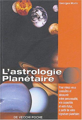 Guide de l'astrologie plantaire