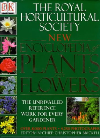 RHS New Encyclopedia of Plants and Flowers (3rd edition)