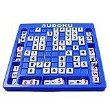 ISIYINER Sodoku Game Spiel, Sudoku Brettspiel, Mathematik Sudoku Brett Denkspiel Knobelspiel Eltern-Kind-Spiel Lernspiel
