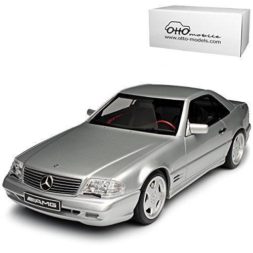 Mercedes-Benz SL-Klasse SL73 AMG 500SL R129 Coupe Silber gebraucht kaufen  Wird an jeden Ort in Deutschland
