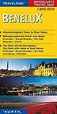 Reisekarte : Benelux -