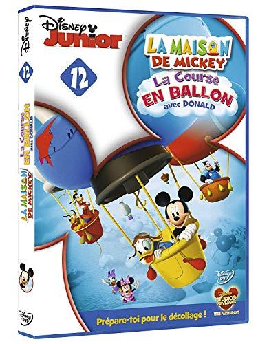 La Maison de Mickey-12-La Course en Ballon avec Donald