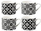 Best Carreaux de porcelaine - V&A Carreaux Encaustique Crapaud en Porcelaine Fine Tasses Review