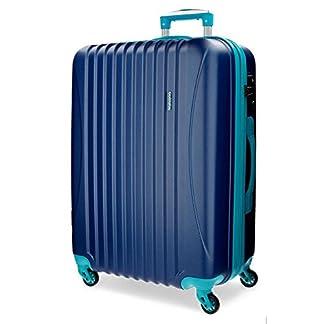 Movom 5369352 Picadilly Maleta, 77 cm, 112 Litros, Azul