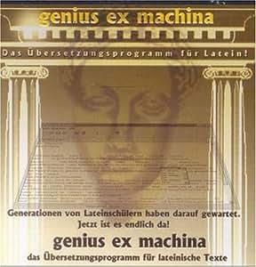genius ex machina