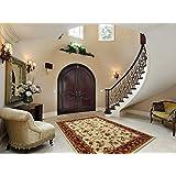 Clásico alfombra TERRA 115 x160cm 05 Beige