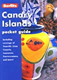 Front cover for the book Berlitz Pocket Guide Canary Islands by Norman Renouf
