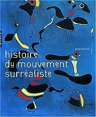 Histoire du mouvement surréaliste par Gérard Durozoi