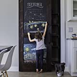 Vinyl Blackboard Chalkboard Sticker Wall Decal Contact Paper by FANCY-FIX 60cm x 200cm